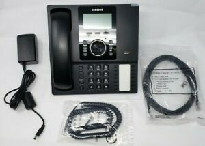 Samsung Officeserv Smt i5210 Ip Phone With New Cords And Power Supply Nice