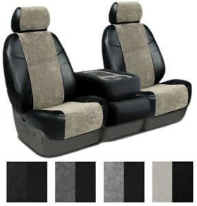 Coverking Alcantara Tailored Seat Covers For Nissan Quest
