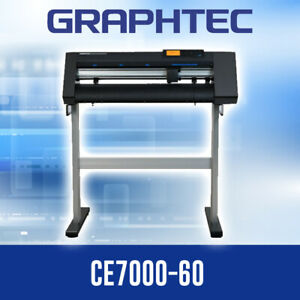 Graphtec 24 Ce7000 60 Vinyl Cutter Floor Stand free Shipping