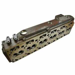 Remanufactured Cylinder Head John Deere 9450 7520 7210 7610 9400 7810 9410 7410