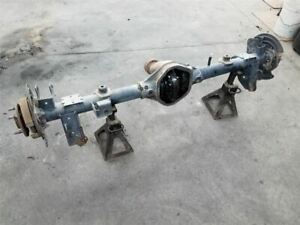 Jeep Jk Wrangler Rubicon Dana 44 Rear Axle W Trulock 4 10 Ratio 2007 2017 30638