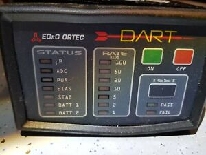 Eg g Ortec Dart 233 Portable Multichannel Analyzer