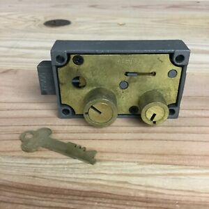 Diebold Safe Deposits Box Lock With Key