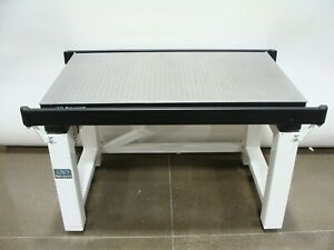 Newport Laser Optical Breadboard Air Vibration Isolation Table Vh3048 opt 48x30