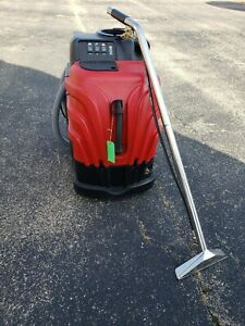 Sanitaire Restore Heated Carpet Extractor Sc6088b New See Description Local Pu