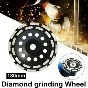 Diamond Segment Grinding Wheel Disc Grinder Cup Concrete Stone Granite Cut