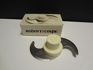 Robot Coupe Food Processor Rc2000 Rc 2100 Bowl Sabatier Blade Cf 4 5 9 In Box