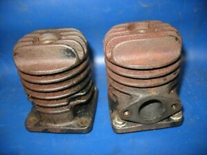 Pair Of Maytag Twin Cylinders Old Gas Engine