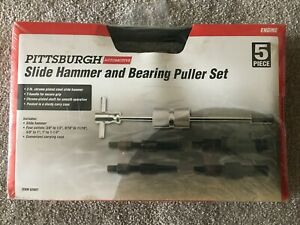 Pittsburgh Automotive Slide Hammer Bearing Puller Set