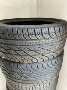 Two Goodyear Eagle Gt 215 45r18 Tires Used Less Than 300 Miles Each