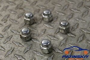 2003 Mazda Protege Wheel Rim Lug Nut Bolt Screw Set Of 5 Lugs Nuts 03