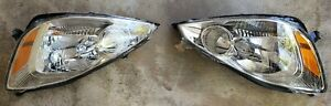 Eagle Eyes Ty772 b001 Replacement Headlight Housing Set For Toyota Sienna