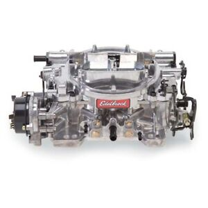 Edelbrock 1813 Thunder Series Avs Carburetor 800 Cfm Electric Choke