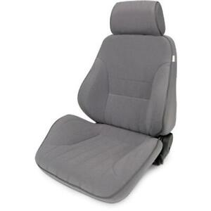 Procar 80 1000 62ls Rally Smoothback Seat Driver Velour