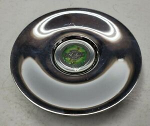 04743572 Chrome Center Cap Chrysler Town And Country Green Wheel 2004 2005 06 07