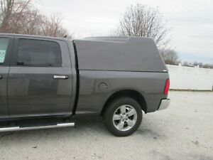 Used A R E Tw Series Truck Topper Off Of 2017 Dodge Ram Big Horn 6 4 Bed