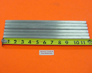 1 2 Aluminum 6061 Round Rod 12 Long Solid T6511 Lathe Bar Stock