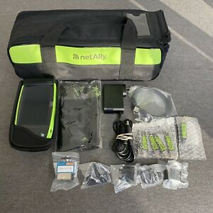 Netscout Lrg2 Linkrunner G2 Android Smart Network Tester Kit