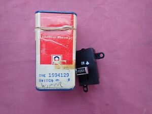 1973 74 Pontiac Grand Prix Grand Am Wiper Switch Nos 1994129