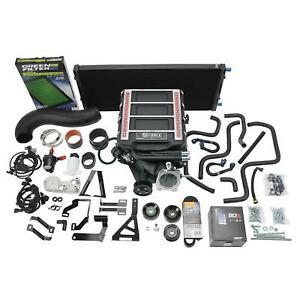 Edelbrock 15663 E Force Supercharger Kit 2014 18 Gm Truck 5 3l