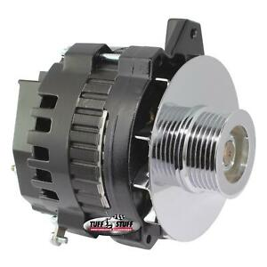 Tuff Stuff 7860g6g Gm Alternator 160 Amp 1 Wire Oem Black