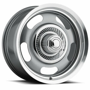 Vision 55 7806gmml0 American Muscle 55 Rally Wheel 17x8