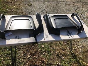 1967 Chevelle Gto Lemans Cutlass Bucket Seat Seat Shells 6 Pieces