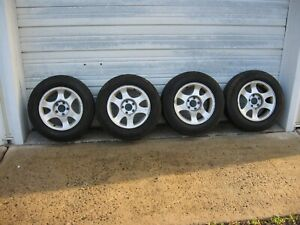 Ford Mustang 1999 2001 4 Used Oem Wheels 15 With Pirelli Tires