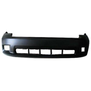 Ch1000973pp New Replacement Front Bumper Cover Fits 2009 2010 Dodge Ram 1500