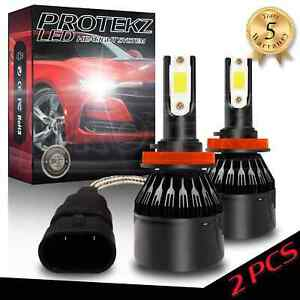 Led Headlight Kit Protekz H1 6000k Cree Low Beam For Honda Cr V 2005 2006