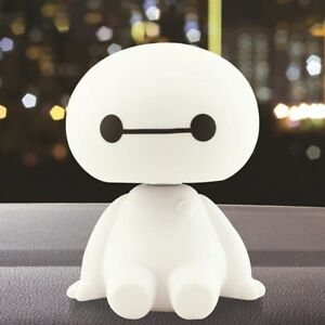 Cute Head Shaking Robot Car Decoration Interior Toy Free Shipping