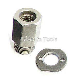 Adapter 5 8 11 Threaded Adapter For Silicon Carbide Grinding Disk