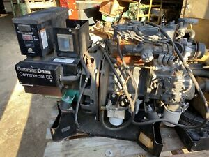 Cummins Onan Sd 7500 Commercial Mobile Diesel Inverter Generator 7 5hdkal 1d