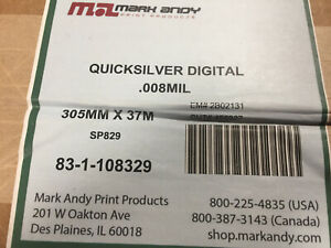 Mark Andy 12 Digital Plate Material