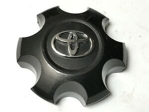 Toyota Tacoma Oem Wheel Center Cap Dark Gray Metallic 4260b 04060 2016 2019 New