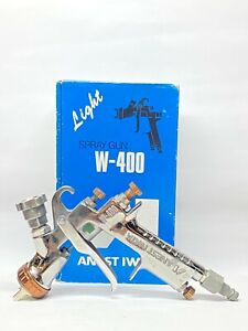 Anest W 400 144g Iwata Center Cup Gravity Spray Gun