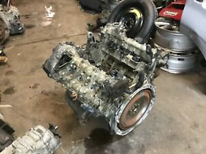 Mercedes C300 Automatic Engine Motor For Parts Oem 09 2009 8