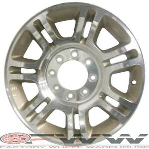 Genuine Wheels And Rims For Ford F250 F350 Original Oem Wheels And Rims