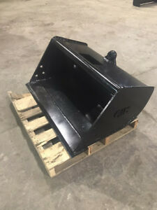 New 36 Tag Coupler Style Ditch Bucket Fits 6 9k Machines 1 25 Pin