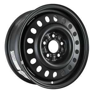 03108 Refinished Ford Windstar 1995 1998 15 Inch Black Steel Wheel Rim