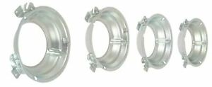 Oer Inner And Outer Headlight Bucket Set 1971 1974 Charger Challenger 1971 Cuda