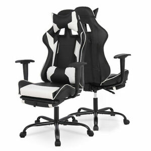 Chair Racing Style High back Office Chair Ergonomic Swivel Chair New Gaming
