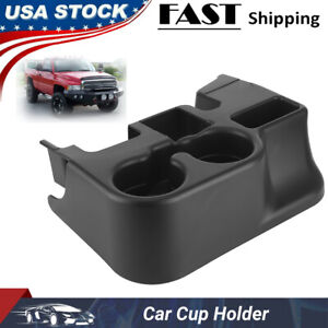 Center Console Cup Holder For 1999 2001 Dodge Ram 1500 2500 3500 Us