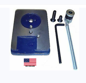 Ammco 4000 4100 Twin Cutter Brake Lathe Cross Feed Extension Plate Kit 6936