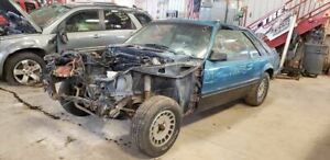 Rear Axle Assembly 7 5 Ring Gear 3 08 Posi Fits 79 93 Mustang 710663