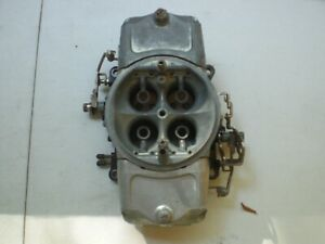 Demon Carburetor 750 Double Pumper Ford Chevy Nhra Imca