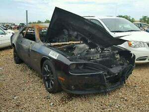 2015 Dodge Challenger Transmission At 8 Speed 3 6l