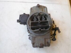Holley 750 Vacuum Secondary 0 3310s Chevy Ford Nhra Imca