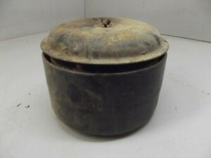 Vintage Oil Bath Air Cleaner Hotrod Carburetor 1 Barrel Hotrod Coupe Sedan Old