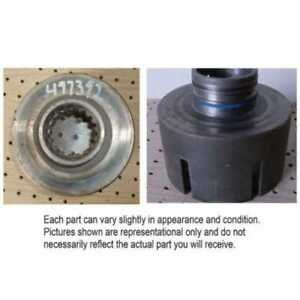 Used Pto Clutch Drum Compatible With International 1486 966 1086 1466 766 1066